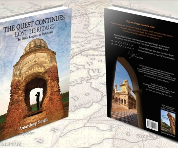 the quest continue lost heritage